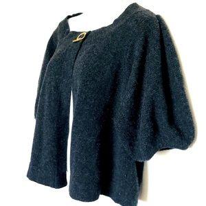 PLY CASHMERE 100% Cashmere Cardigan Sweater Sz M